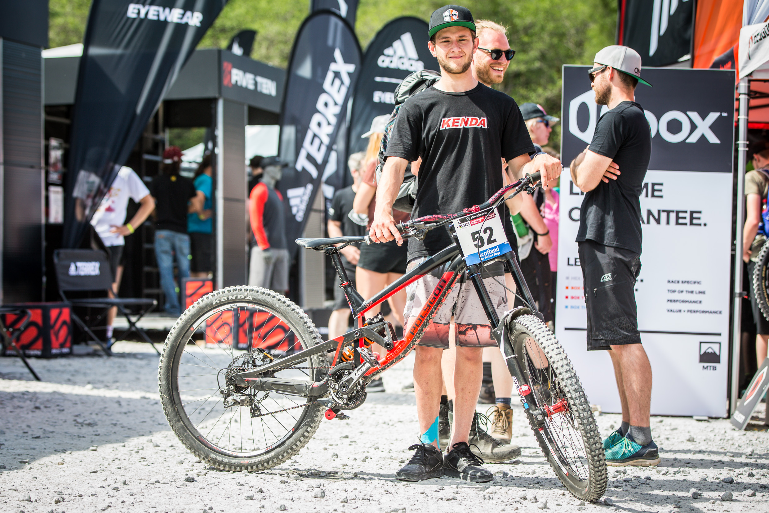 ---Fort William race report day 2 (1 of 2)