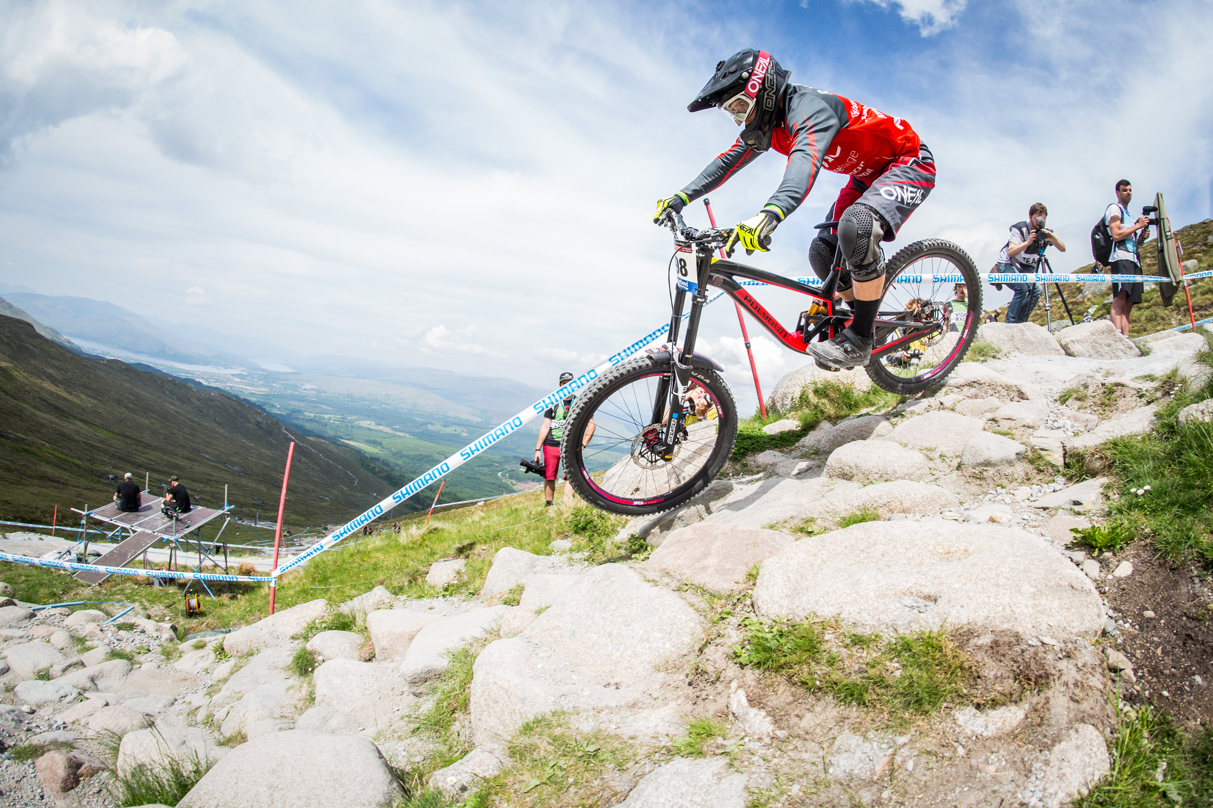 ---Fort William race report day 2 (2 of 10)