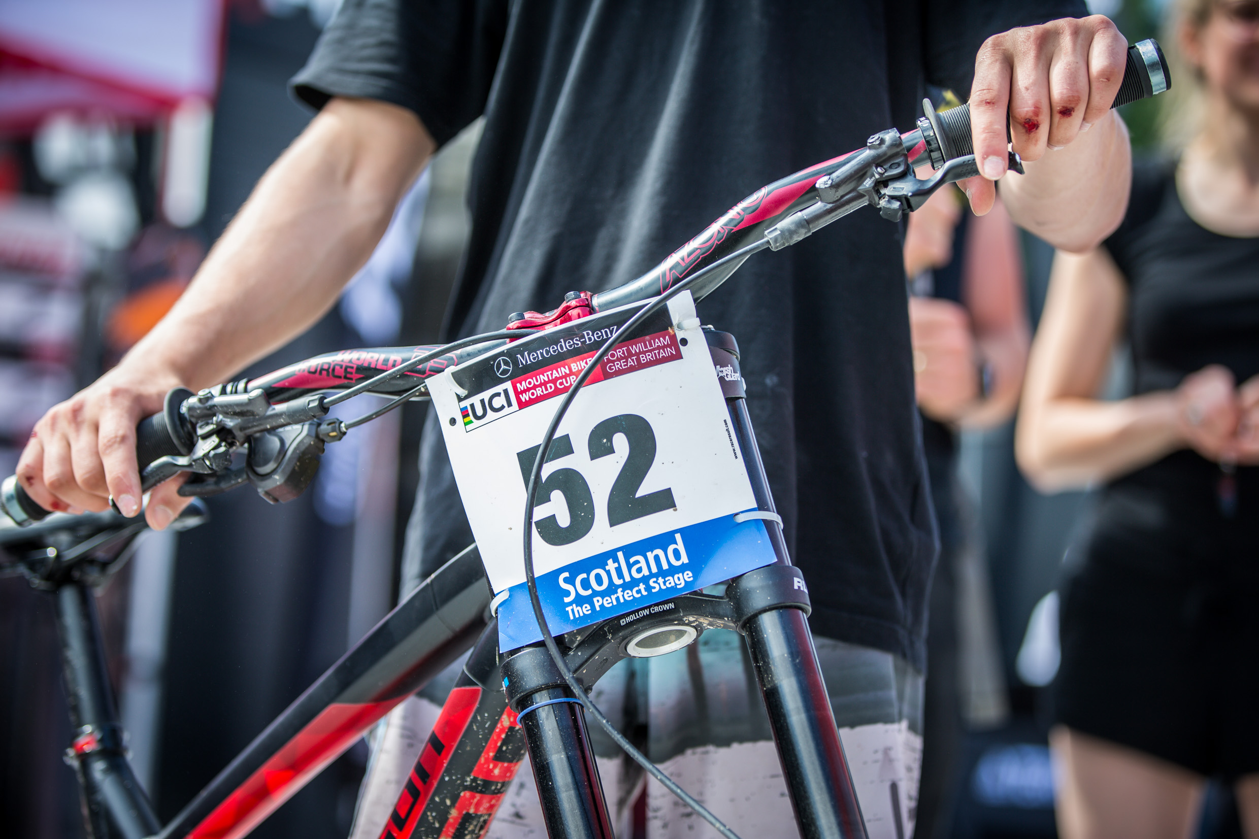 ---Fort William race report day 2 (2 of 2)